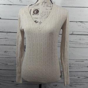 Old Navy vneck sweater Sz M NWT